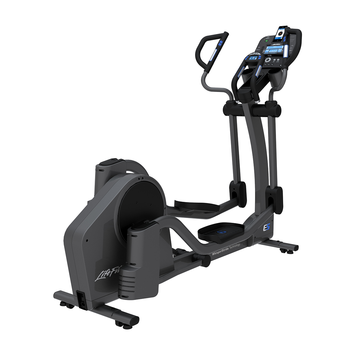 E5 Cross-Trainer With Track+ Console