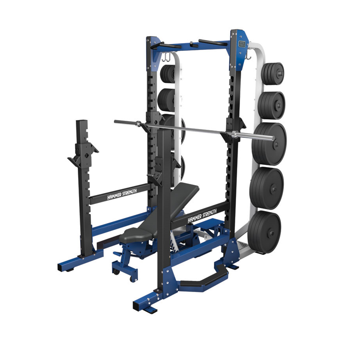 hammer strength hd elite multi rack life fitness. Black Bedroom Furniture Sets. Home Design Ideas