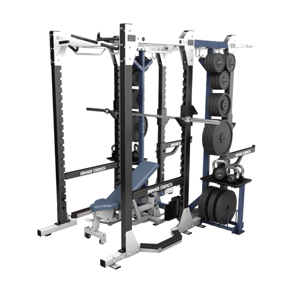 hammer strength hd elite racks life fitness. Black Bedroom Furniture Sets. Home Design Ideas