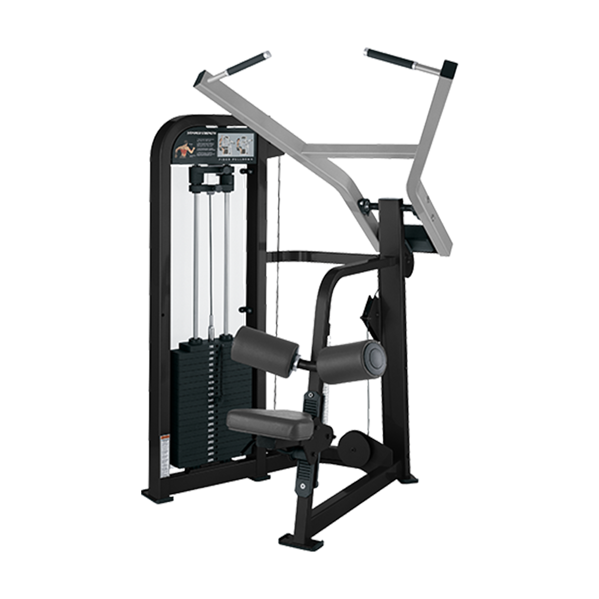 Hammer Strength Select Fixed Pulldown – Life Fitness