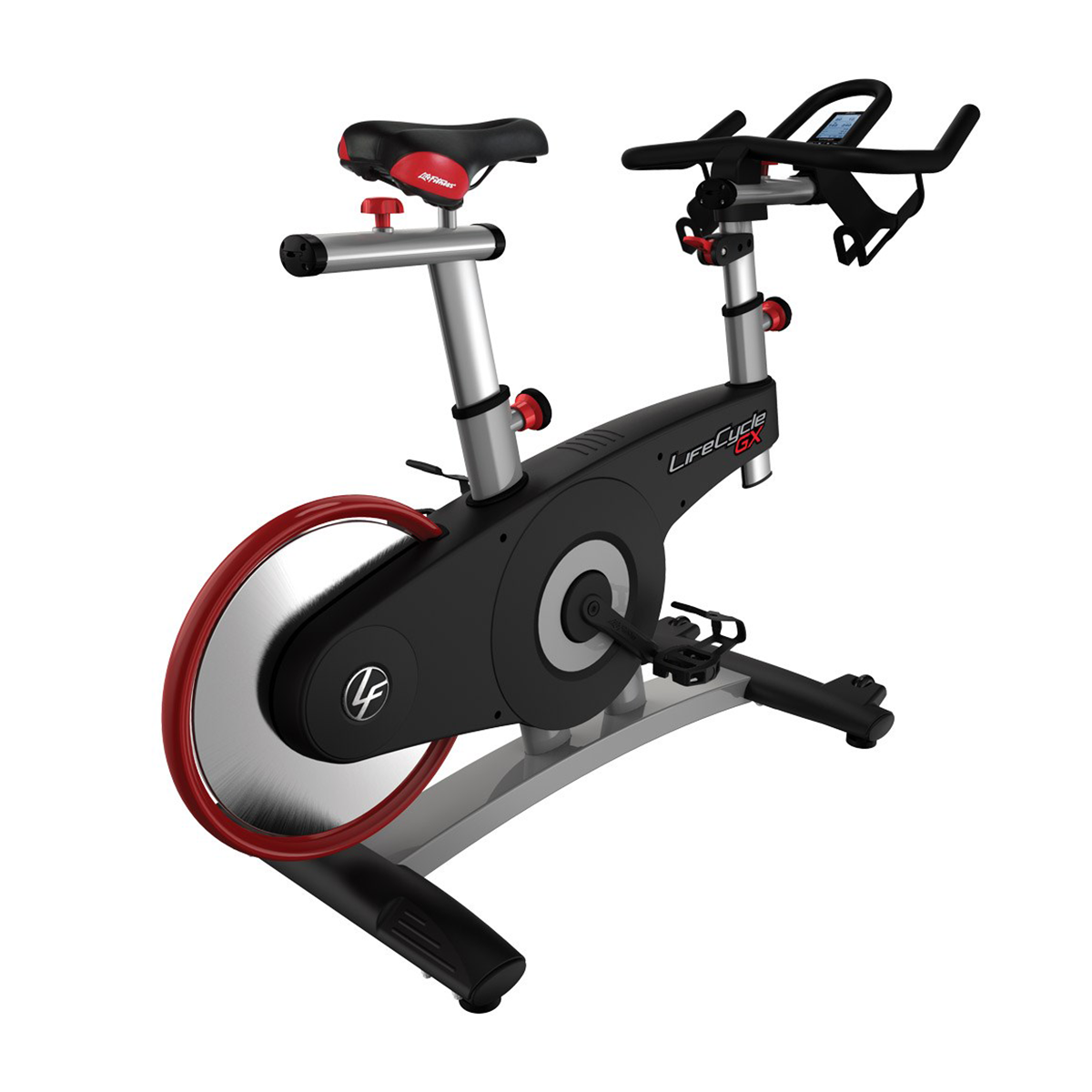 Lifecycle Gx Group Exercise Bike With Console Life Fitness