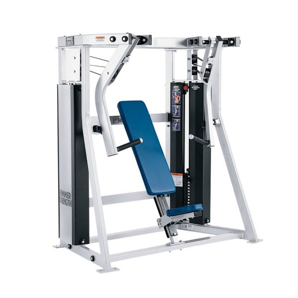 Hammer Strength Motion Technology Selectorized – Life Fitness